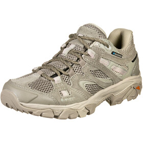 Hi-Tec Ravus Vent Low WP Shoes Women warm grey/cool grey/mell